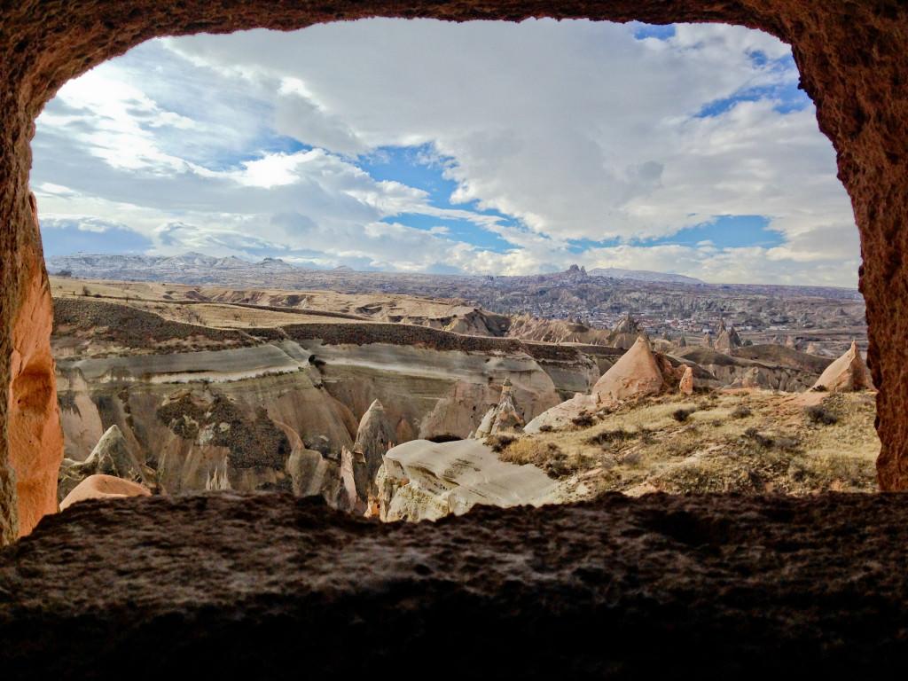 Cappadocia Window